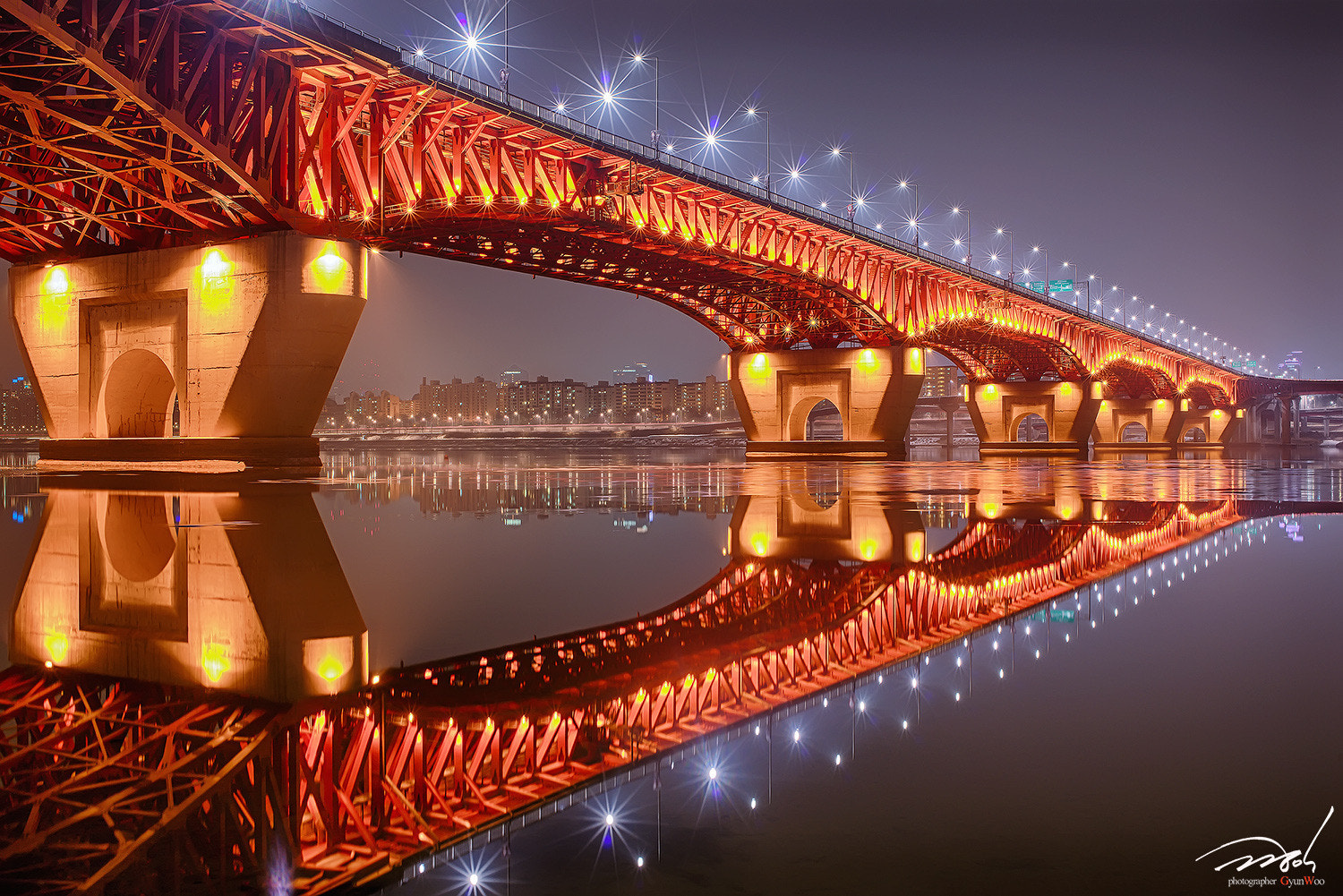 Photograph Reflection .. by GyunWoo - on 500px