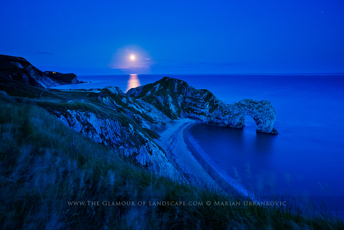 Photograph The rock at night by Marian Ubrankovic on 500px