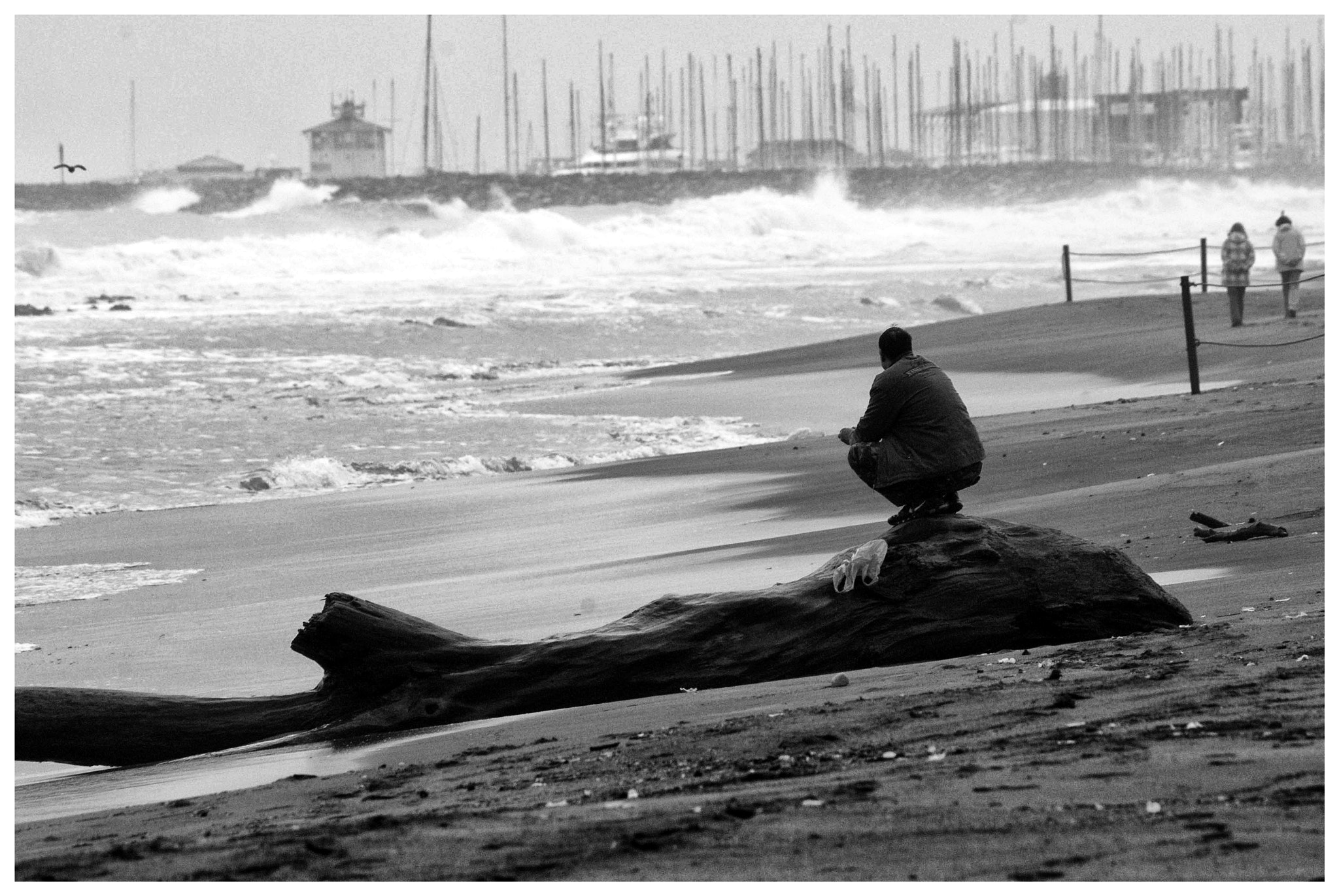 Photograph Man and the sea by Marcello Ceraulo on 500px