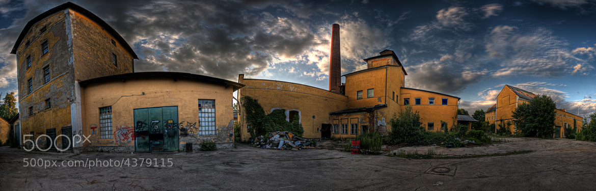 Photograph old factory by robert rakobitsch on 500px