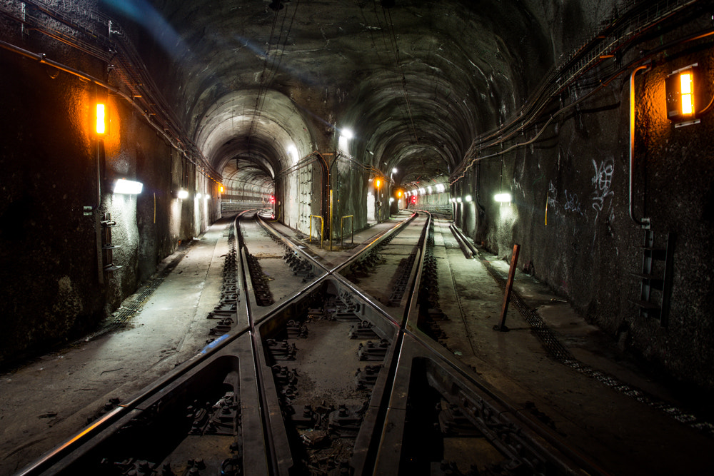 Photograph Underground by Tristan Edouard on 500px