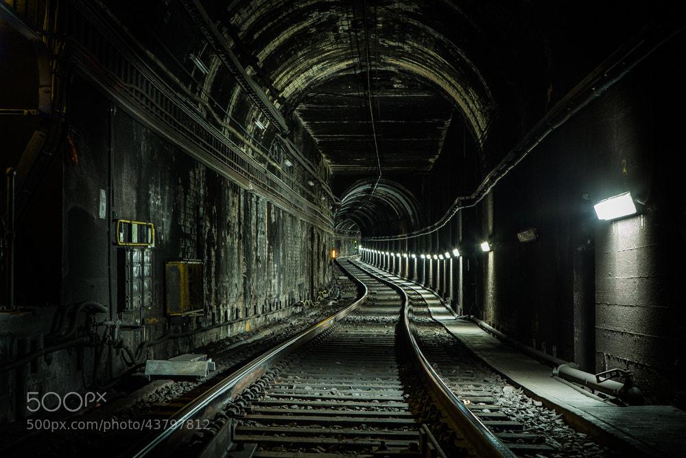 Photograph Underworld by Tristan Edouard on 500px