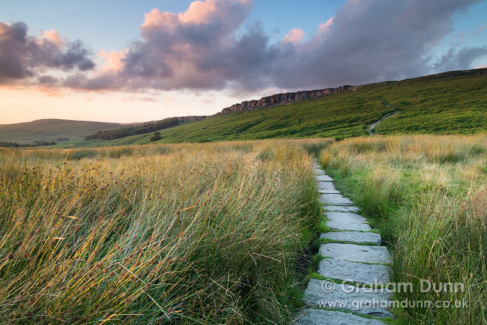 Photograph Hook's Car to Stanage Edge - Peak District by Graham Dunn on 500px