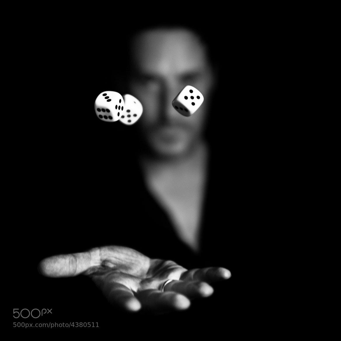 Photograph Gambler by Benoit COURTI on 500px