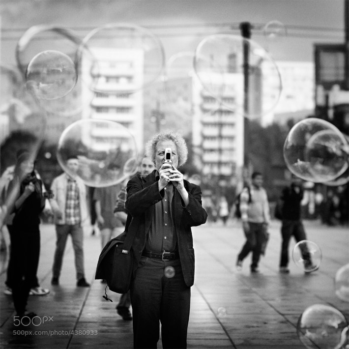 """Photograph """"I'm just an observer not a participant."""" by Julia Dávila-Lampe on 500px"""