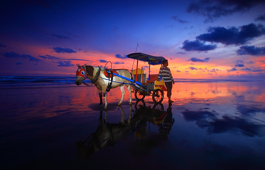 Photograph After Sunset by fredi daeli on 500px