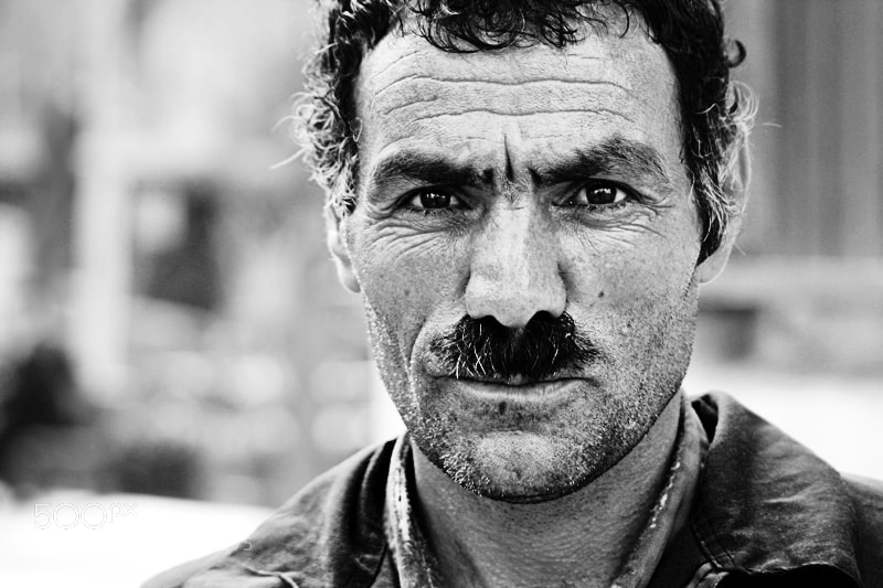 Photograph Worker by Amir Jafari on 500px