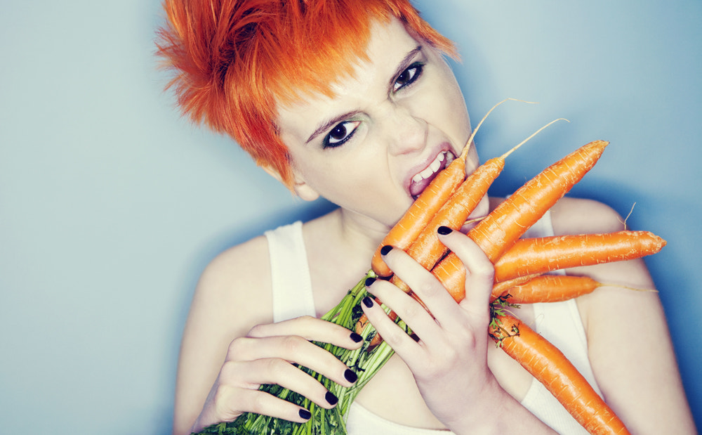 Photograph Carrot Top by Carly Wong on 500px