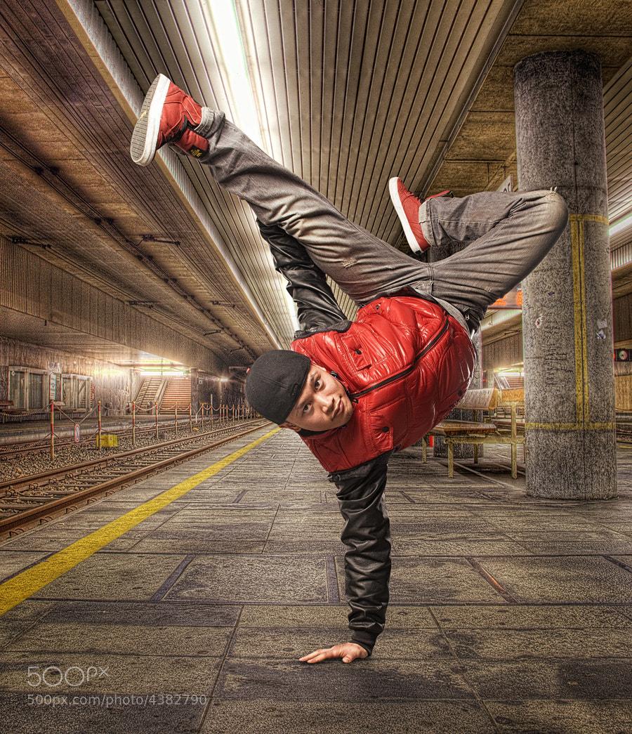 Photograph Breakdancer by Robert  Bentsen on 500px