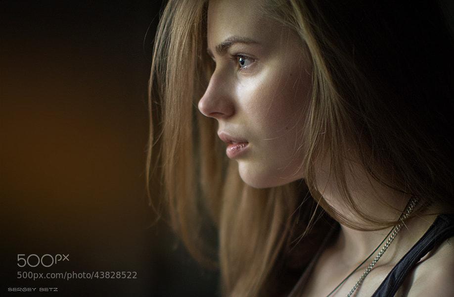 Photograph Alina by Sergey Betz on 500px