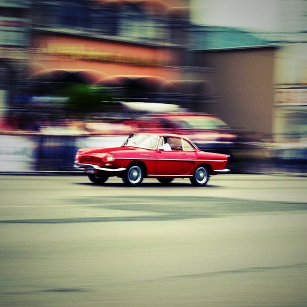 Photograph Retro Speed by Chev Chelios on 500px