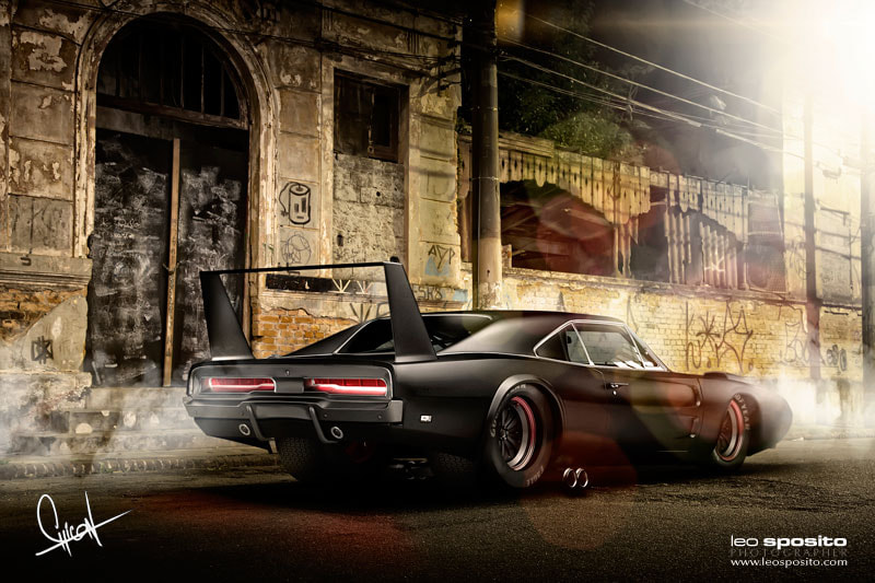 Photograph Dodge Charger 3D by Leo Sposito on 500px