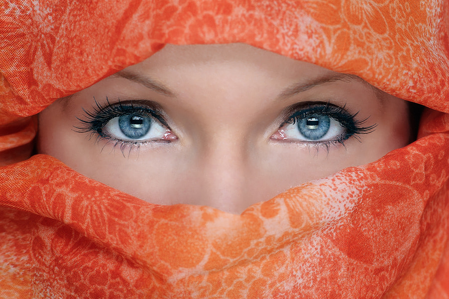 Photograph Beautiful Eyes II by MJM Photography on 500px