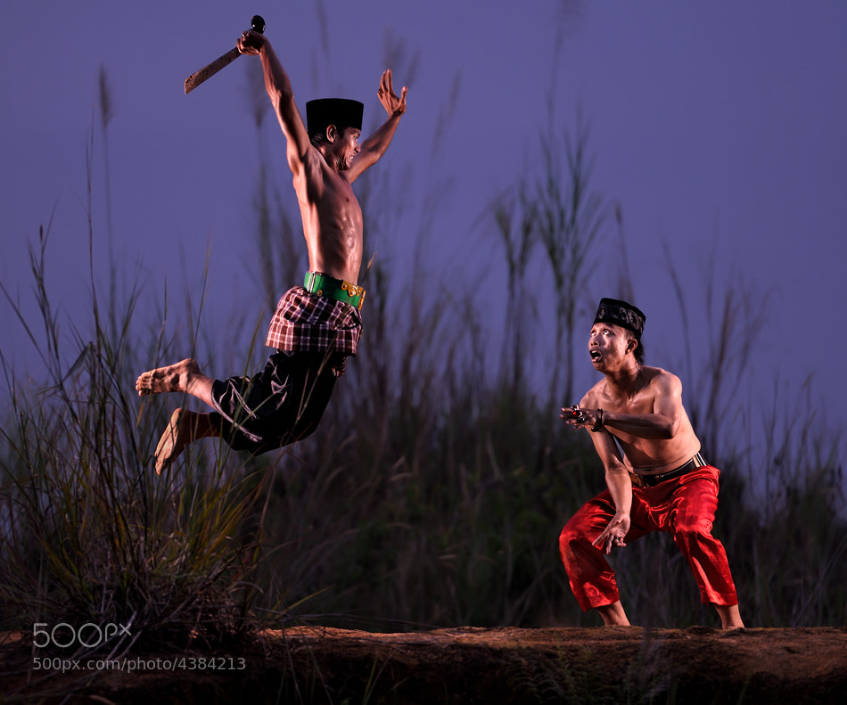 Photograph Pencak Silat by Ario Wibisono on 500px