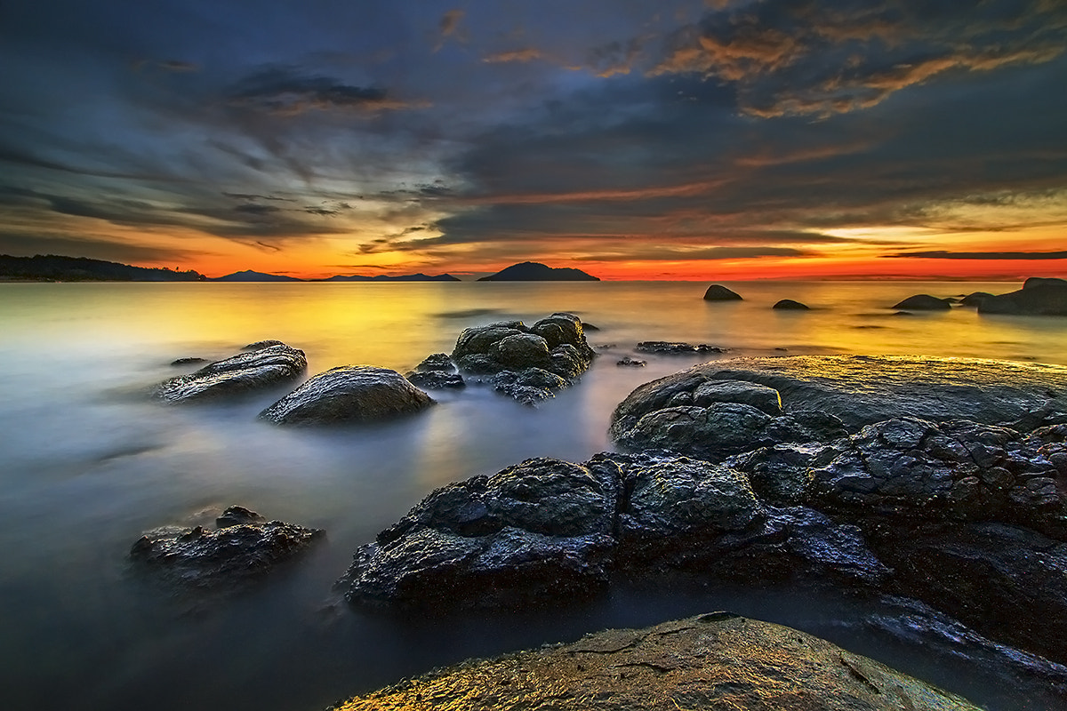 Photograph twilight colors by Frumensius Dominggo on 500px