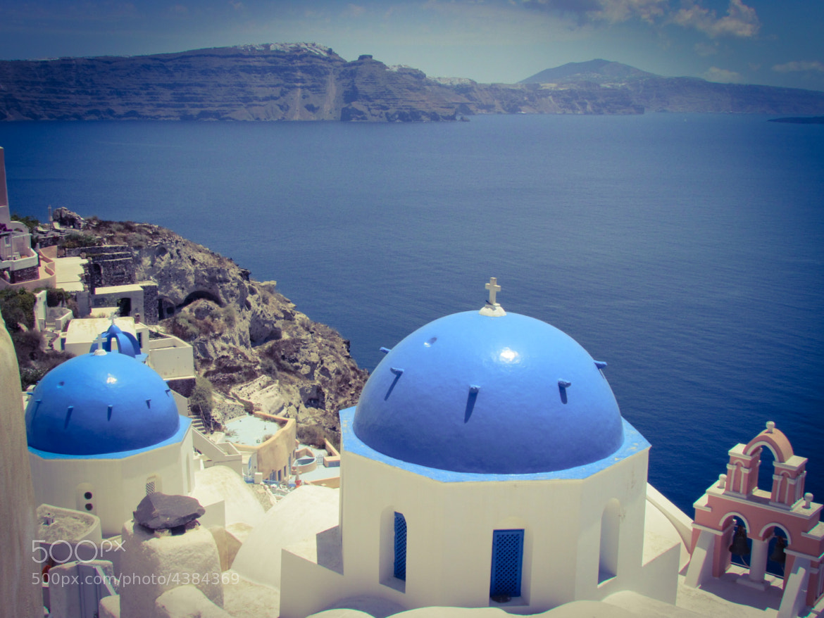 Photograph Santorini by Alexander  Zhuk on 500px