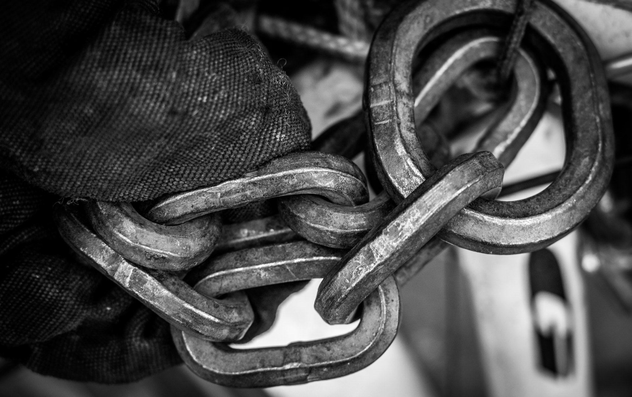 Photograph Chains by Abe Dakin on 500px