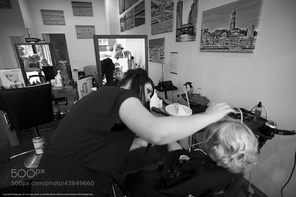 Photograph The barber's shop by K J on 500px