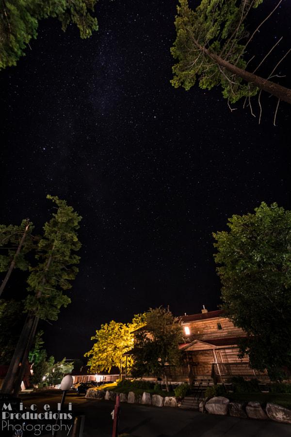 Stars over Lake Calabogie Resort Lodges