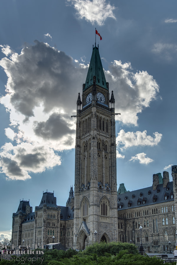 Canadian Parliament-Day