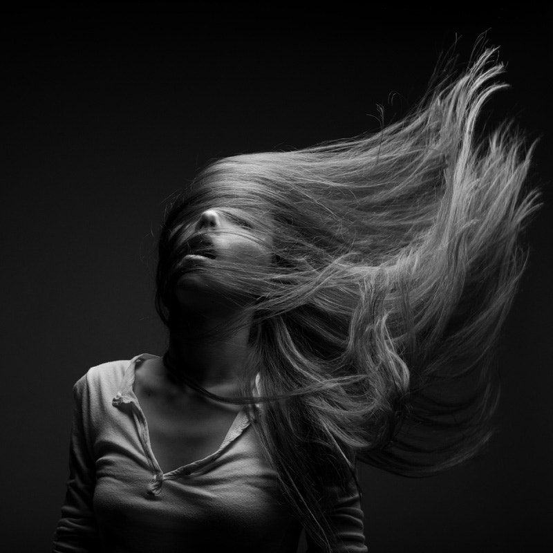Photograph Hair by Marc Laroche on 500px