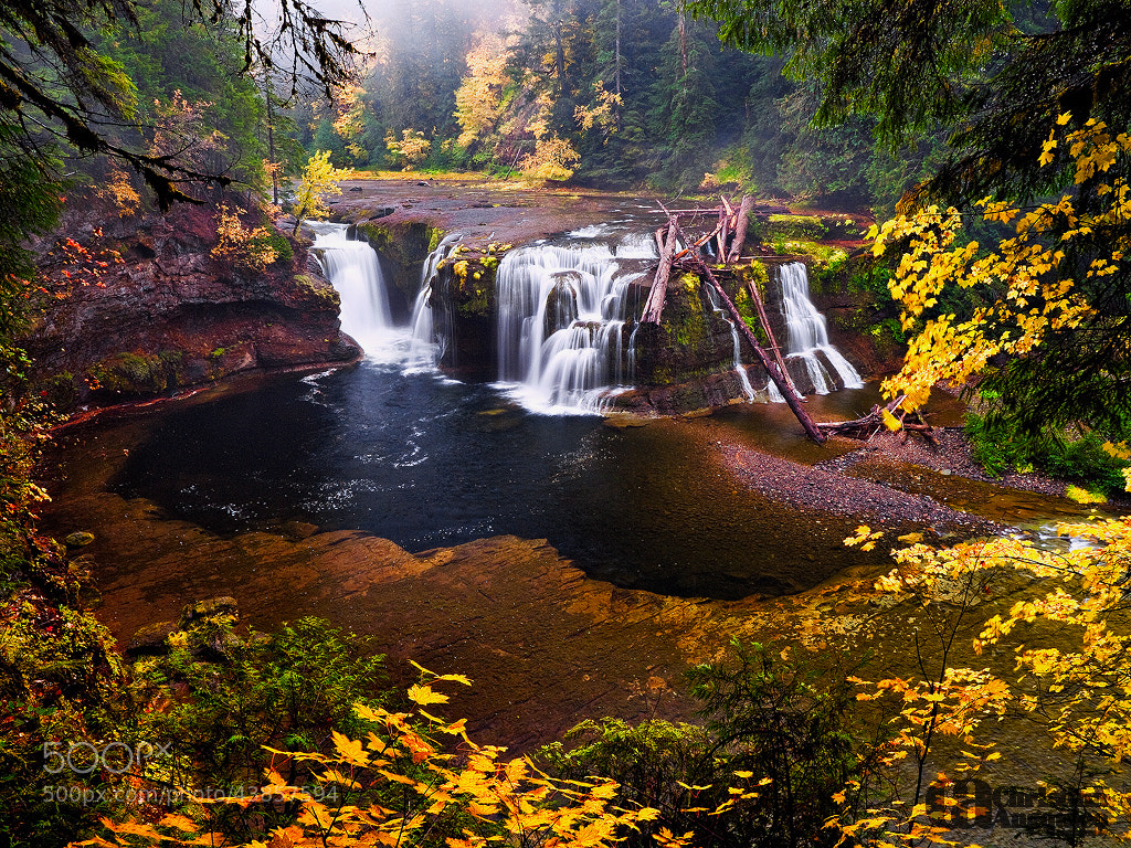 Photograph Fall at Lower Lewis by Christina Angquico on 500px