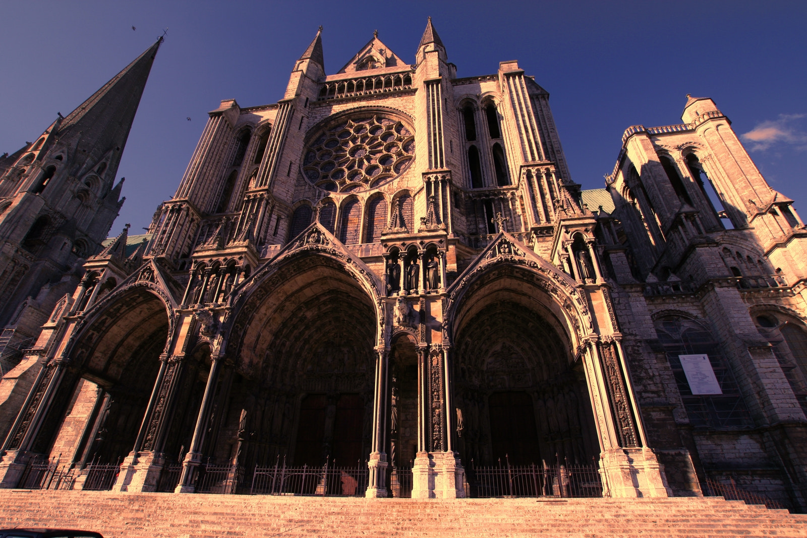 Photograph Chartres cathedral by Andrei Fried on 500px