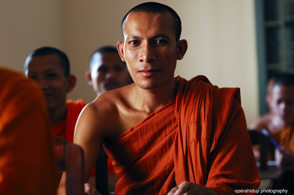 Photograph SCHOOL OF MONK-CAMBODIA by OPERAHIDUP PHOTOGRAPHY on 500px
