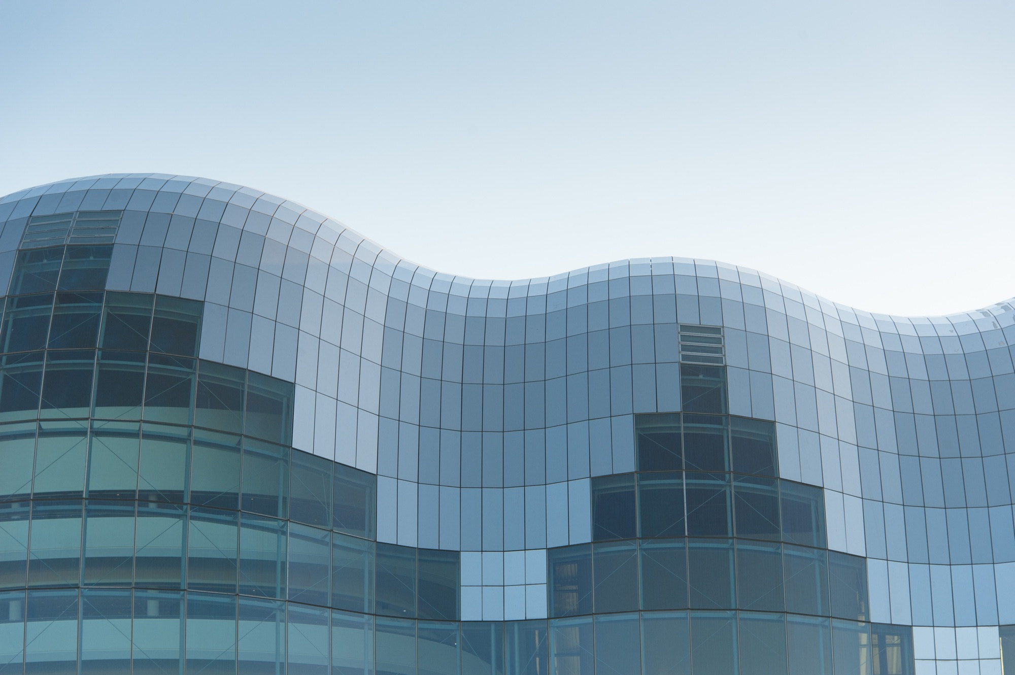 Photograph The Sage, Gateshead by Andy Tye on 500px