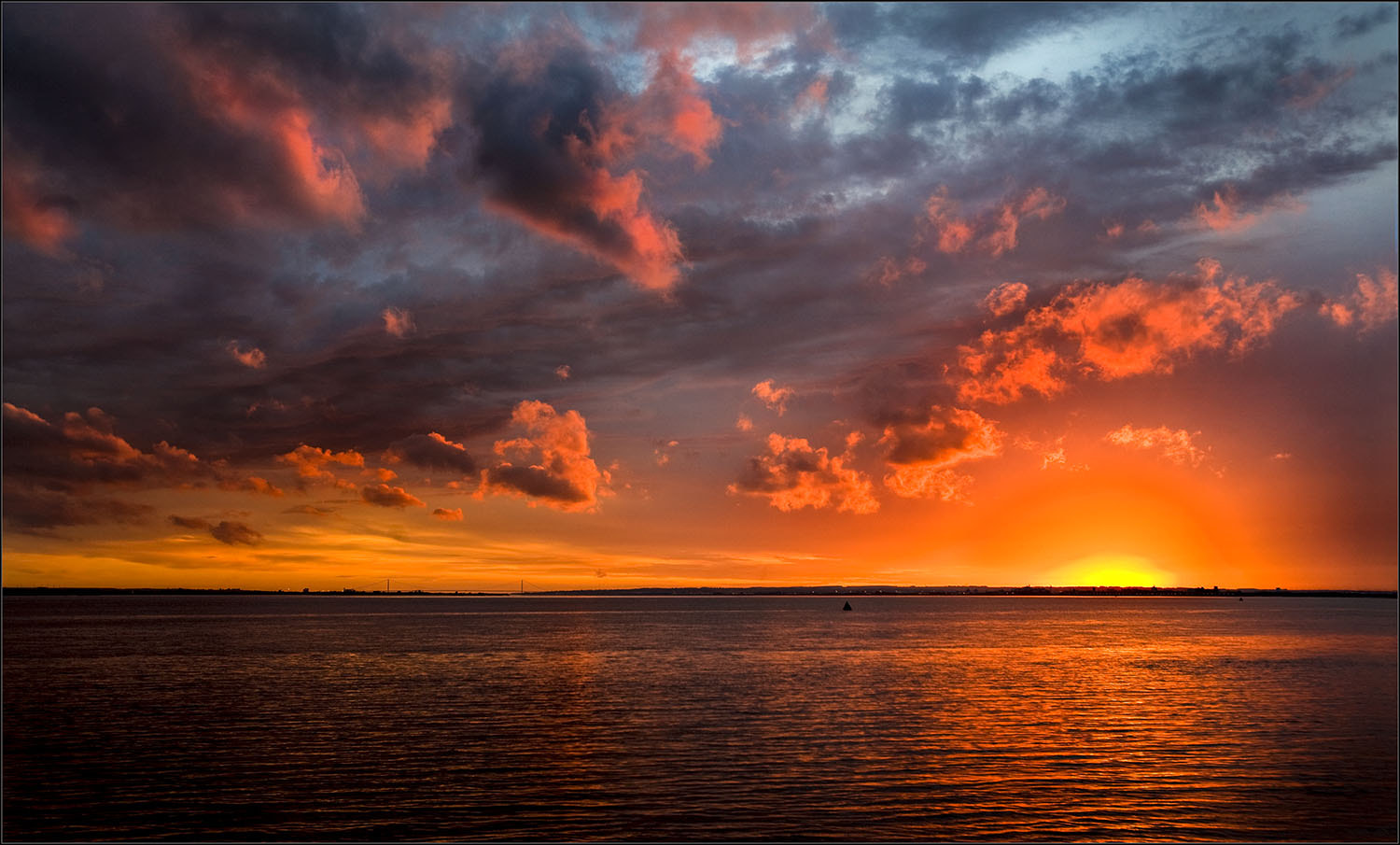 Photograph The Last Rays by Brian Clark on 500px