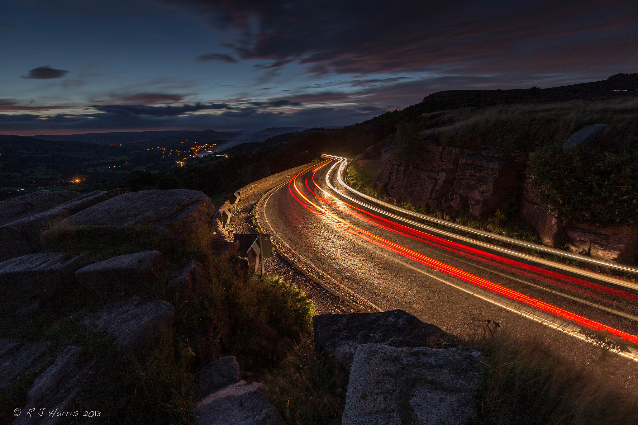 Photograph Light Bend by Rob Harris on 500px