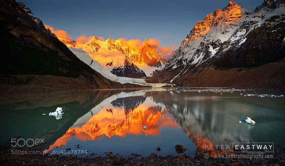 Photograph Cerro Torre by Peter Eastway on 500px