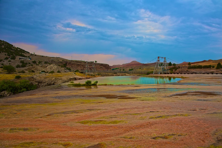 Photograph Thermopolis Mineral Hot Springs by Buck Shreck on 500px