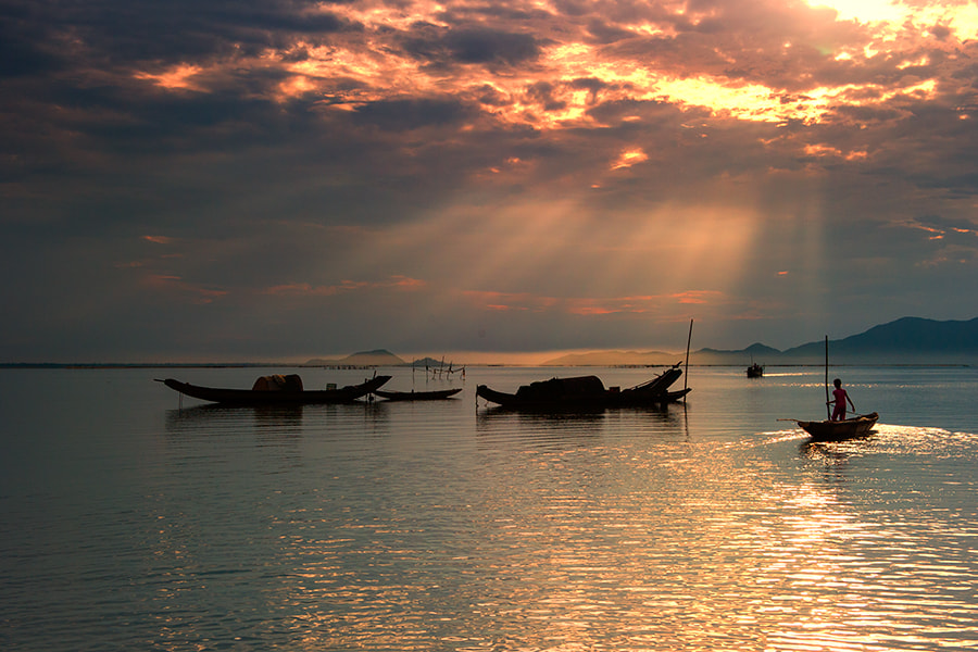 Photograph Morning by Hai Thinh on 500px