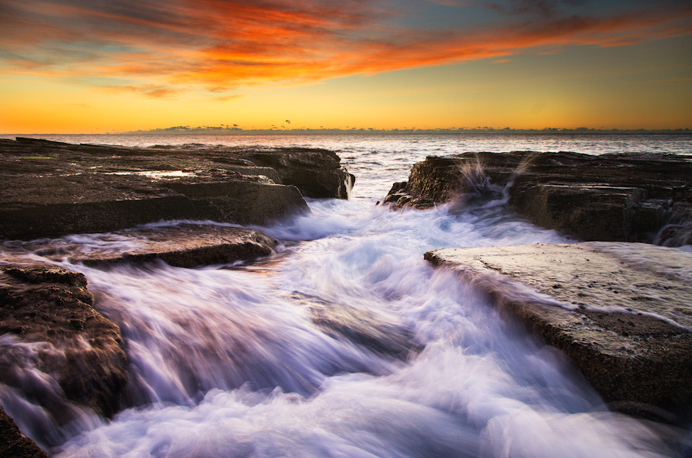 Photograph Narrabeen Heads by Chris Jones on 500px