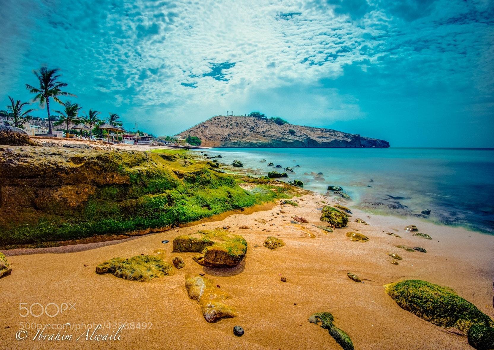 Photograph Dream beach by Ibrahim AlWaili on 500px