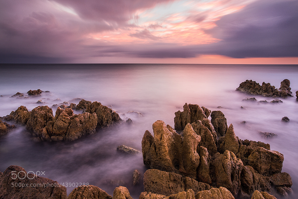 Photograph Pink Storm by Francesco Gola on 500px