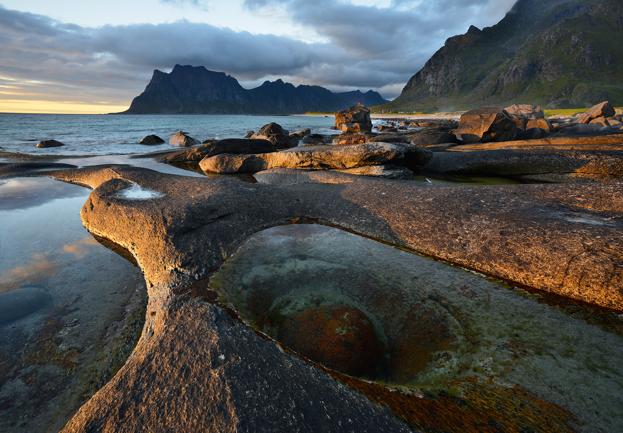 Photograph The Sea and the Stone. by Andre Ermolaev on 500px