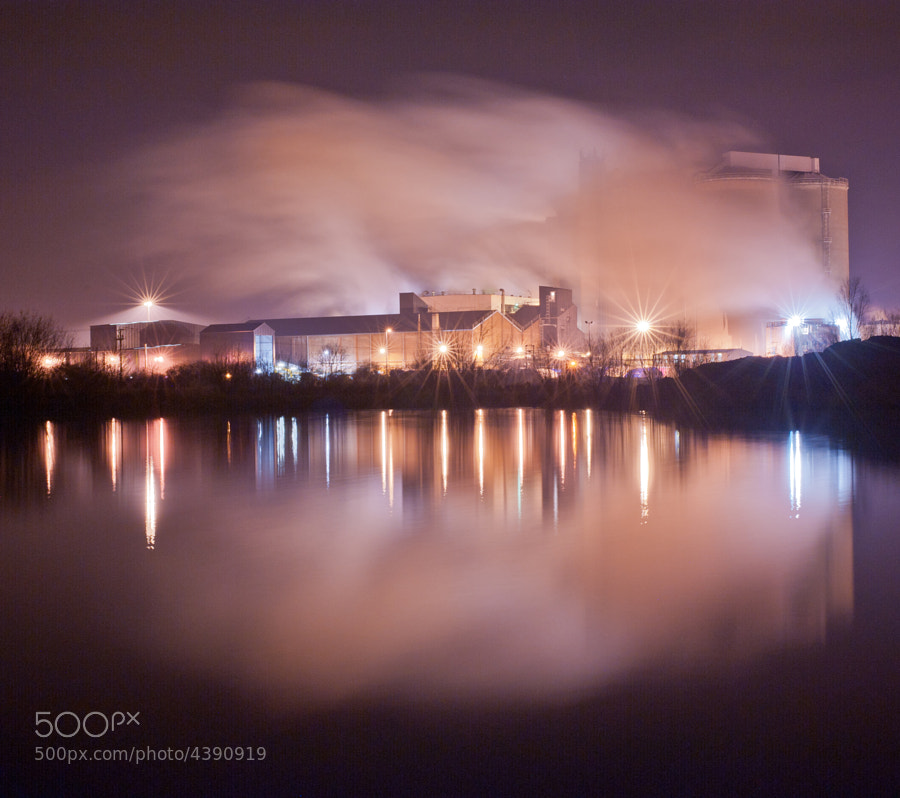 British Sugar Factory, Newark on Trent