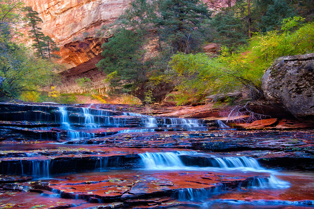 Photograph Arch Angel Fall by Quynh Ton on 500px