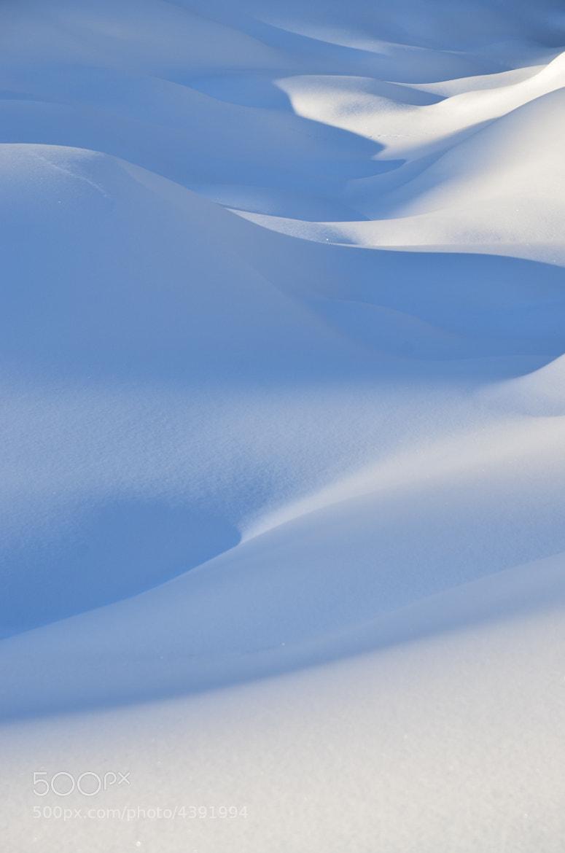 Photograph snowlandscape by helmut flatscher on 500px