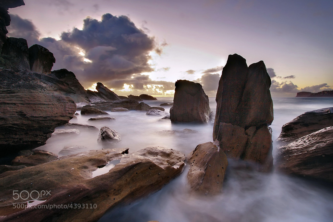 Photograph  Barrenjoey Smooth by Tim Donnelly on 500px