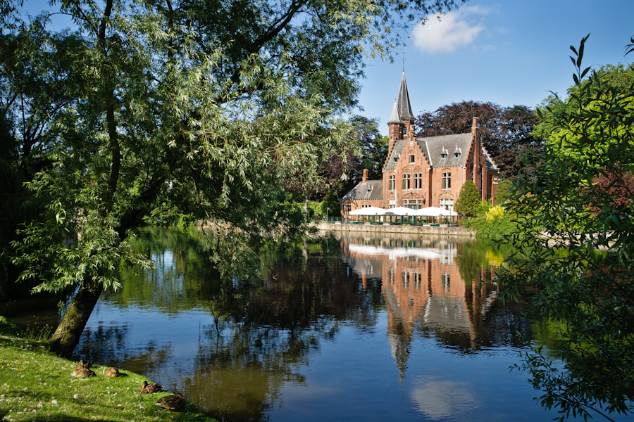 Photograph Brugge Minnewater Lake by Jose Agudo on 500px