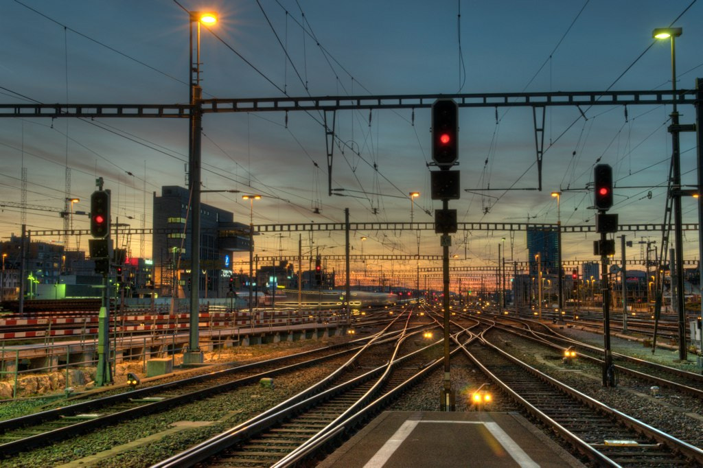 Photograph Main Station II by Marc B on 500px