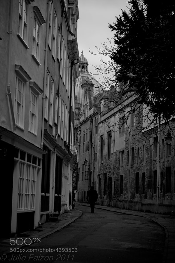"""As an answer to fellow photographer Aurélien B. Shot in Oxford.  You can find his picture here:<a href=""""http://500px.com/photo/3817364"""">500px.com/photo/3817364</a>"""