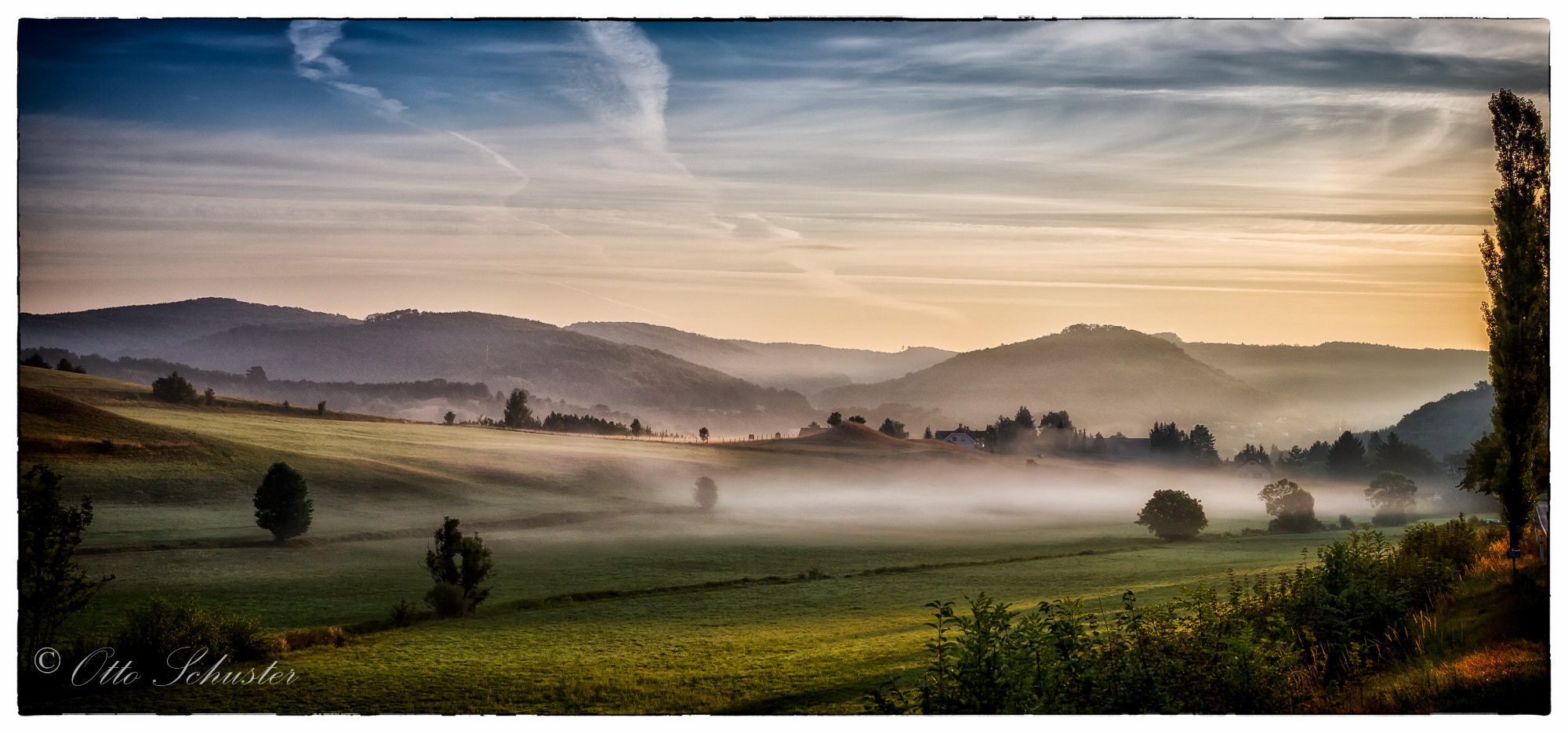Photograph Early Morning - End of Summer by Otto Schuster on 500px