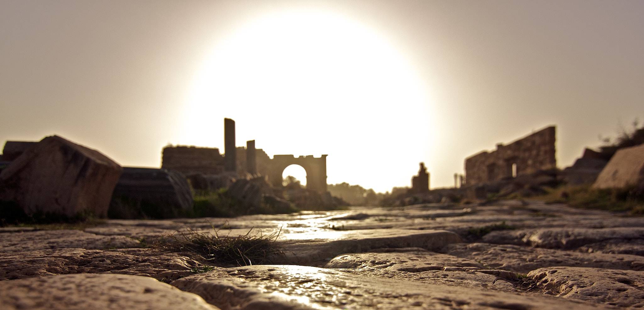 Photograph leptis magna by Sufian Alashger on 500px