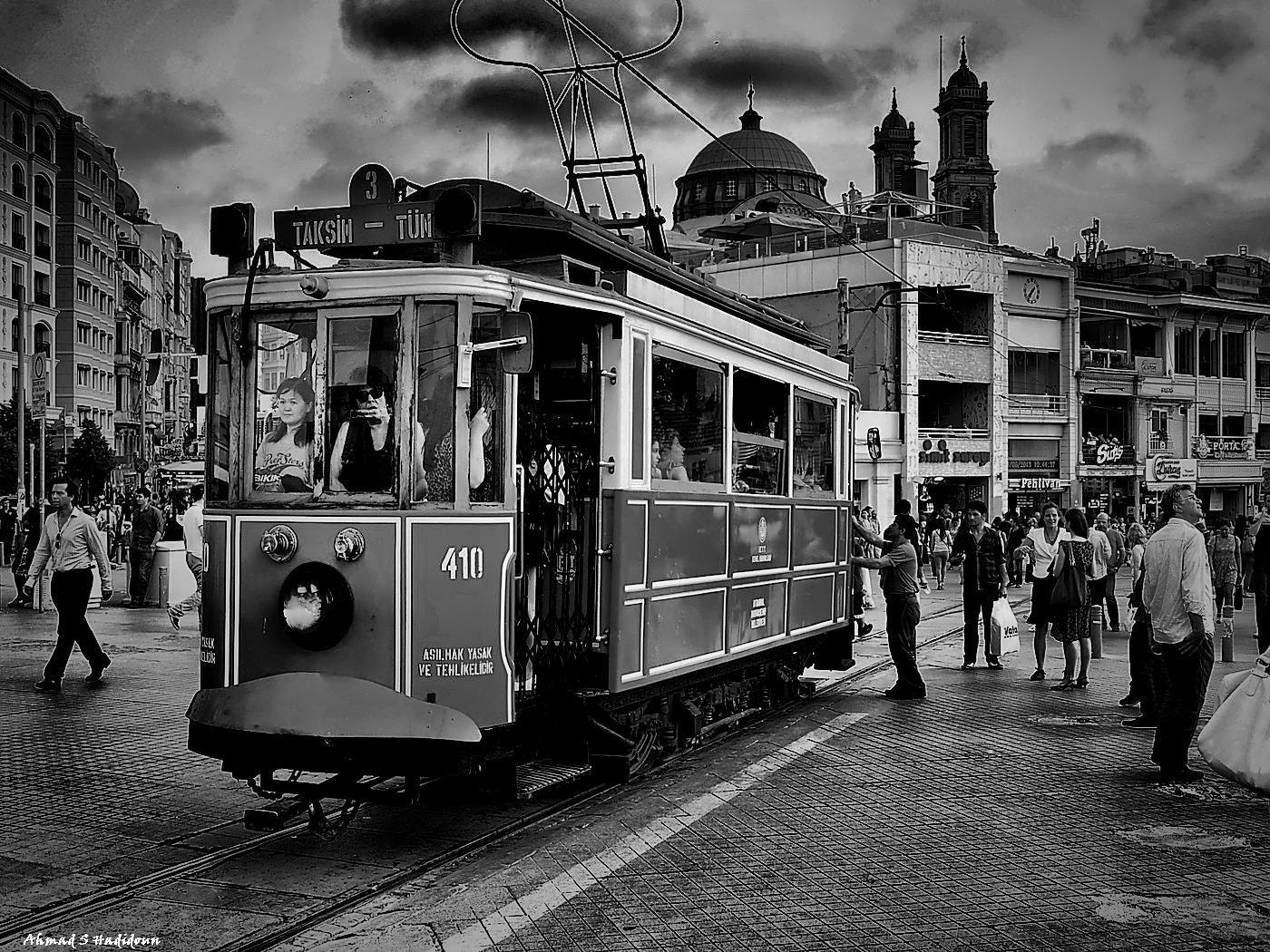 Photograph welcome to taksim square by ahmad hadidoun on 500px