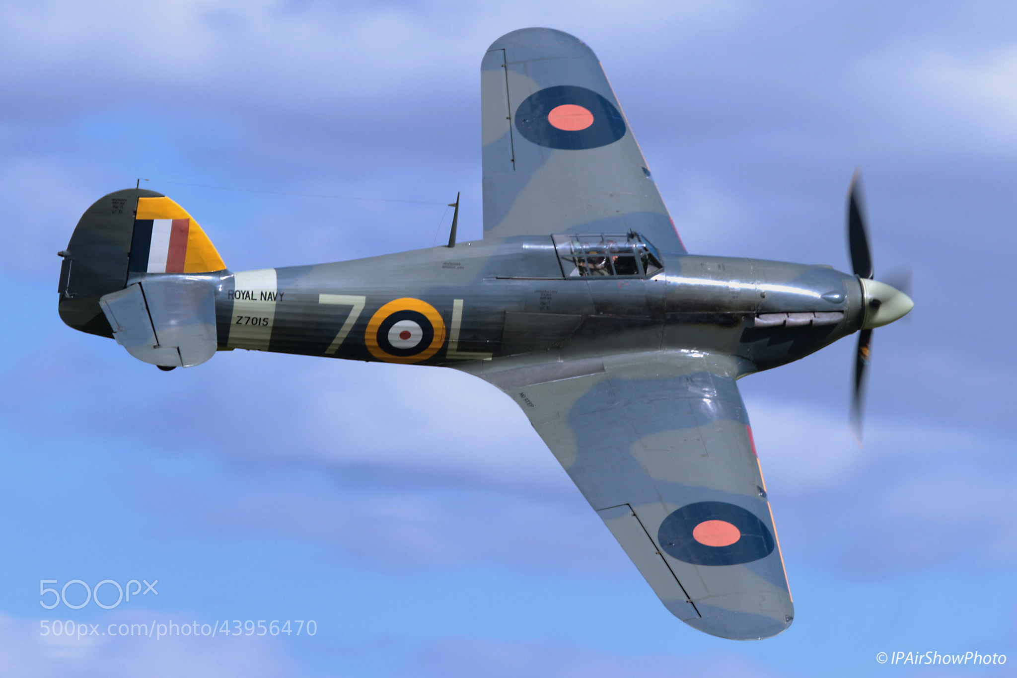 Photograph Hawker Sea Hurricane 1.b by Ian Porter on 500px