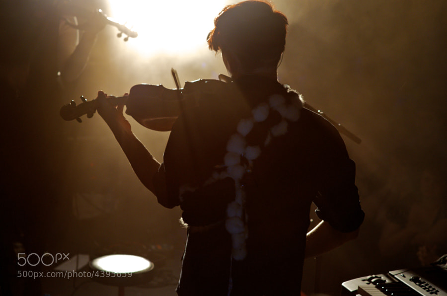 live in Concert, Edinburgh